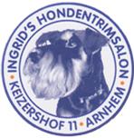 Ingrid's Hondentrimsalon logo