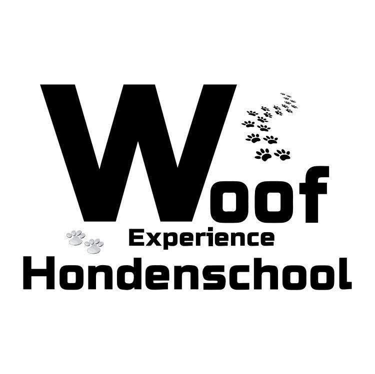 Woof Experience Hondenschool logo